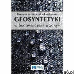 Geosyntetyki w budownictwie wodnym - Krystyna Kazimierowicz-Frankowska (MOBI), Wydawnictwo Naukowe P - ogłoszenia A6.pl