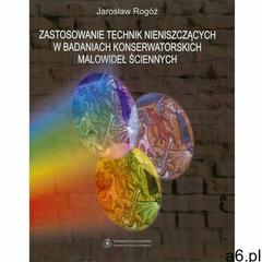 Zastosowanie technik nieniszczących w badaniach konserwatorskich malowideł ściennych (2009) - ogłoszenia A6.pl