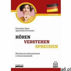 Hören - Verstehen - Sprechen. Słuchaj ze zrozumieniem i ćwicz niemiecki (2019) - ogłoszenia A6.pl