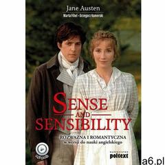 Sense and Sensibility. Rozważna i Romantyczna w wersji do nauki angielskiego (9788375619843) - ogłoszenia A6.pl