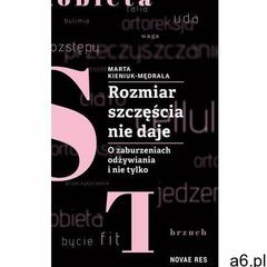 Rozmiar szczęścia nie daje. Darmowy odbiór w niemal 100 księgarniach! (2019) - ogłoszenia A6.pl