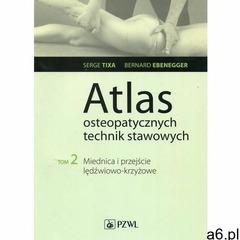 Atlas osteopatycznych technik stawowych. Tom 2. Miednica i przejście lędźwiowo-krzyżowe, Serge Tixa; - ogłoszenia A6.pl