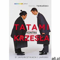 Tatami kontra krzesła. Darmowy odbiór w niemal 100 księgarniach! - ogłoszenia A6.pl