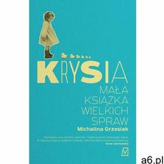 Krysia. Mała książka wielkich spraw - Michalina Grzesiak (EPUB), Czwarta Strona - ogłoszenia A6.pl