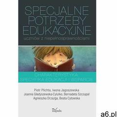 Specjalne potrzeby edukacyjne uczniów z niepełnosprawnościami (2017) - ogłoszenia A6.pl