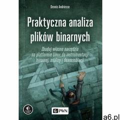 Praktyczna analiza plików binarnych - dennis andriesse (mobi) - ogłoszenia A6.pl