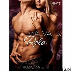Pożądanie 12: rola - opowiadanie erotyczne - malva b. (mobi) - ogłoszenia A6.pl