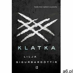 Klatka. Reykjavik Noir. Tom 3 - Lilja Sigurdardóttir (MOBI) (312 str.) - ogłoszenia A6.pl