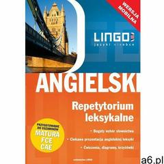 Angielski. Repetytorium leksykalne. Wersja mobilna - Anna Treger, Anna Treger - ogłoszenia A6.pl