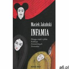 Infamia Część 2. Darmowy odbiór w niemal 100 księgarniach! - ogłoszenia A6.pl