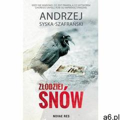 Złodziej snów. Darmowy odbiór w niemal 100 księgarniach! (2019) - ogłoszenia A6.pl