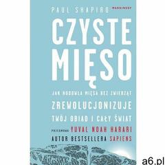 Czyste mięso - Paul Shapiro, Natalia Mętrak-Ruda (MOBI) (288 str.) - ogłoszenia A6.pl
