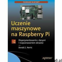 Uczenie maszynowe na raspberry pi - donald norris (pdf) (9788375414219) - ogłoszenia A6.pl