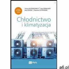 Chłodnictwo i klimatyzacja - kazimierz gutkowski, dariusz butrymowicz, kamil śmierciew, jerzy gagan  - ogłoszenia A6.pl