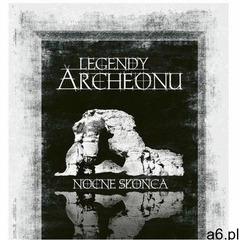 Legendy Archeonu: Nocne Słońca - Thomas Arnold (EPUB), Vectra - ogłoszenia A6.pl