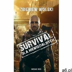 Survival dla niewidzialnych - zbigniew wolski (epub) - ogłoszenia A6.pl