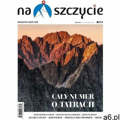 Magazyn na szczycie nr 6/2020 - praca zbiorowa (pdf) (9772658203034) - ogłoszenia A6.pl