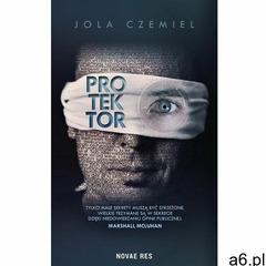 Protektor. Darmowy odbiór w niemal 100 księgarniach!, Jola Czemiel - ogłoszenia A6.pl