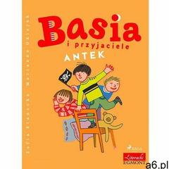 Basia i przyjaciele - Antek - Zofia Stanecka (MOBI) (2019) - ogłoszenia A6.pl