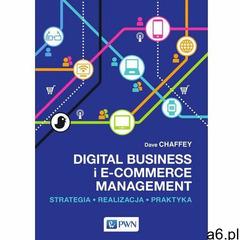 Digital Business i E-Commerce Management - Dave Chaffey, Wydawnictwo Naukowe PWN - ogłoszenia A6.pl