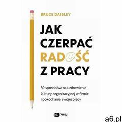 Jak czerpać radość z pracy - Bruce Daisley (EPUB) (9788301209230) - ogłoszenia A6.pl