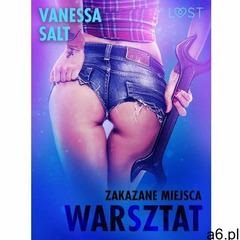 Zakazane miejsca: Warsztat - Vanessa Salt (EPUB) - ogłoszenia A6.pl