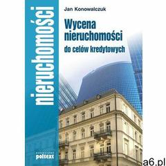 EBOOK Wycena nieruchomości do celów kredytowych (9788375614145) - ogłoszenia A6.pl