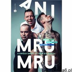 Ani Mru-Mru. O dwóch takich co było ich trzech (197 str.) - ogłoszenia A6.pl