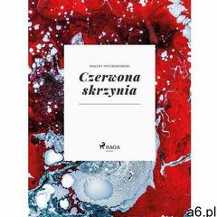Czerwona skrzynia - Walery Przyborowski (EPUB), Walery Przyborowski - ogłoszenia A6.pl