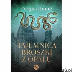 Tajemnica broszki z opalu - fergus hume (mobi) - ogłoszenia A6.pl