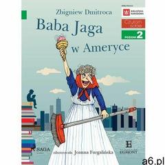 Baba Jaga w Ameryce - Zbigniew Dmitroca (MOBI), Zbigniew Dmitroca - ogłoszenia A6.pl