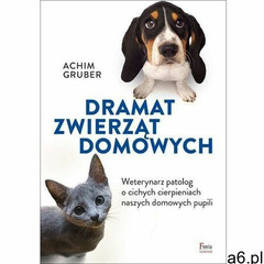 Dramat zwierząt domowych - achim gruber (epub) (9788366380905) - ogłoszenia A6.pl