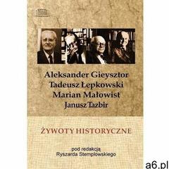 Żywoty historyczne - ryszard stemplowski (pdf) (9788366315334) - ogłoszenia A6.pl