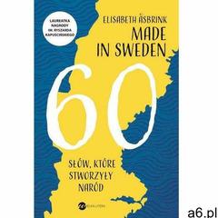 Made in Sweden. 60 słów, które stworzyły naród (2019) - ogłoszenia A6.pl