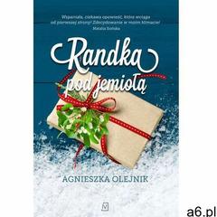 Randka pod jemiołą - Agnieszka Olejnik (EPUB) (400 str.) - ogłoszenia A6.pl