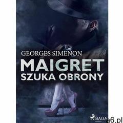Maigret szuka obrony - Georges Simenon (MOBI) (150 str.) - ogłoszenia A6.pl