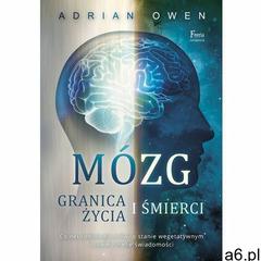 Mózg. Granica życia i śmierci - Adrian Owen (EPUB) (9788372297433) - ogłoszenia A6.pl