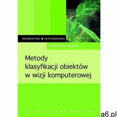 Metody klasyfikacji obiektów w wizji komputerowej (9788301203993) - ogłoszenia A6.pl