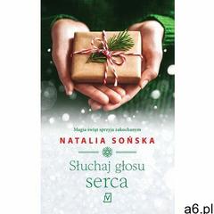 Słuchaj głosu serca - Natalia Sońska (MOBI) - ogłoszenia A6.pl