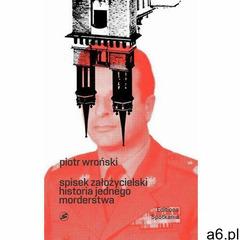 Spisek Założycielski Historia jednego morderstwa (354 str.) - ogłoszenia A6.pl