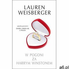 W pogoni za Harrym Winstonem - Lauren Weisberger (421 str.) - ogłoszenia A6.pl