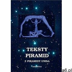 Teksty piramid z piramidy Unisa - Nieznany (2008) - ogłoszenia A6.pl