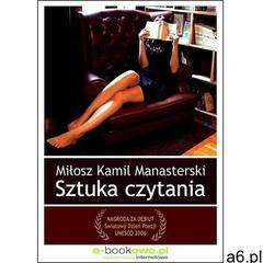 Sztuka czytania - Miłosz Kamil Manasterski - ogłoszenia A6.pl