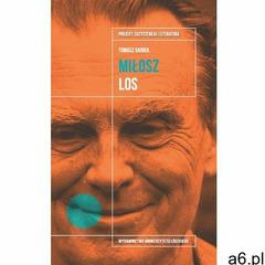 Czesław Miłosz. Los - Tomasz Garbol (EPUB) - ogłoszenia A6.pl