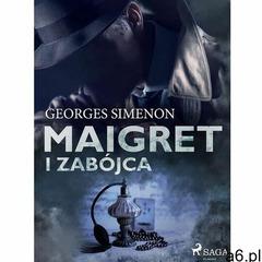 Maigret i zabójca - Georges Simenon (MOBI) (9788726261912) - ogłoszenia A6.pl