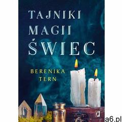 Tajniki magii świec - Berenika Tern (MOBI) (9788366611023) - ogłoszenia A6.pl