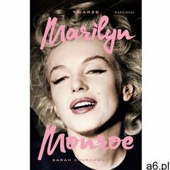 Twarze Marilyn Monroe - Sarah Churchwell (EPUB) - ogłoszenia A6.pl