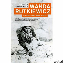Wanda Rutkiewicz - Elżbieta Sieradzińska (EPUB) (9788365973597) - ogłoszenia A6.pl
