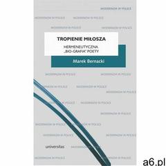 Tropienie Miłosza. - Marek Bernacki (PDF) - ogłoszenia A6.pl