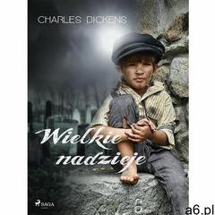 Wielkie nadzieje - Charles Dickens (MOBI), Saga - ogłoszenia A6.pl